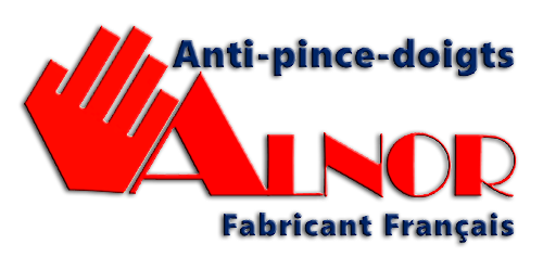 Fabricant d'Anti-pince-doigts : Alnor